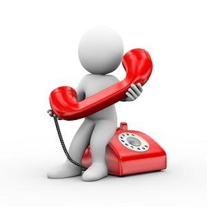 Free advice by phone